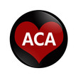 I Love ACA button