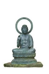 Buddah at Batsford Arboretum
