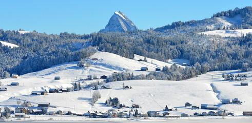 préalpes suisses...Einsiedeln