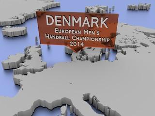 Danmark, European Men's Handball Championship 2014