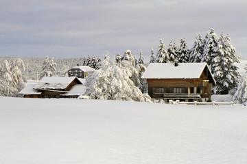 Chalet de montagne,Jura