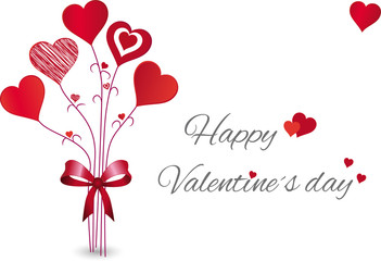 Happy Valentine´s day - Vektor