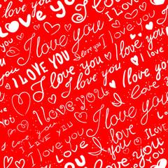 valentine's seamless