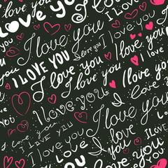 love seamless