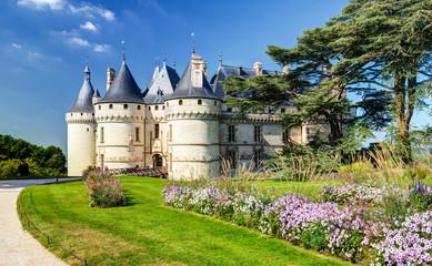 Chateau de Chaumont-sur-Loire, France