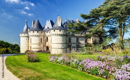 Papiers peints Chateau Chateau de Chaumont-sur-Loire, France