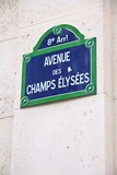 Paris avenue - Champs Elysees