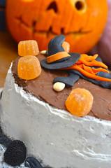 Tarta para halloween