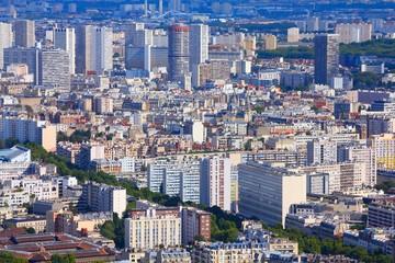 Paris, France - modern architecture