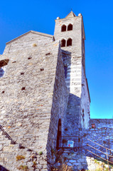 Church of San Pietro, Porto Venere, Liguria, Italy