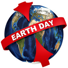 EARTH DAY is a celebration of the planet Earth