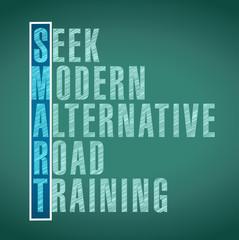 smart word selection illustration design