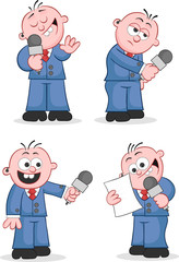Reporter Set