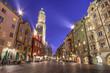 Innsbruck twilight, Austria
