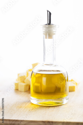 Olive Oil over Butter