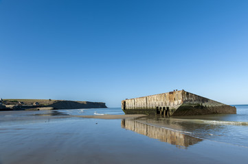 Arromanches HDR