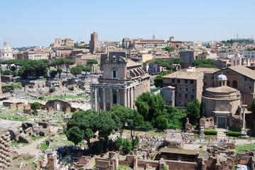 Foro Romano , Roma 2