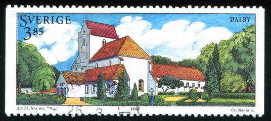 Church in Dalby