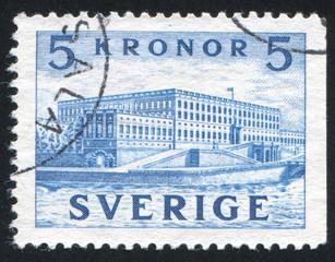 Royal Palace at Stockholm