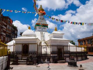 Buddhist Stupa in Patan, Kathmandu