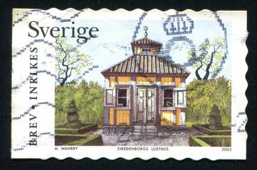 Pavilion of Emanuel Swedenborg