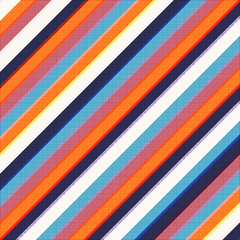 Vector stripe pattern
