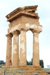 agrigento tempio magna grecia resti archeologici
