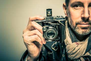 Photographe vintage