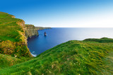 Cliffs of Moher at sunset, Co. Clare, Ireland - Fine Art prints