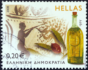 Olive Oil (Greece 2008)