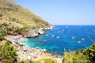 Zingaro Reserve - Nature Reserve of Trapani, Sicily
