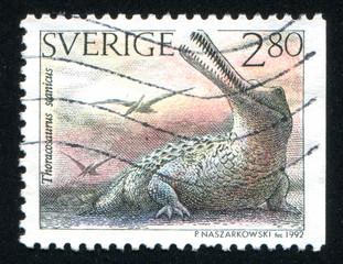 Thoracosaurus scanicus