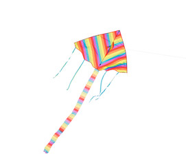 isolated kite