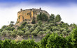 Montesa Castle, near Ontinyent, Valencia Province, Spain