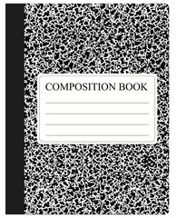 Black Composition Book