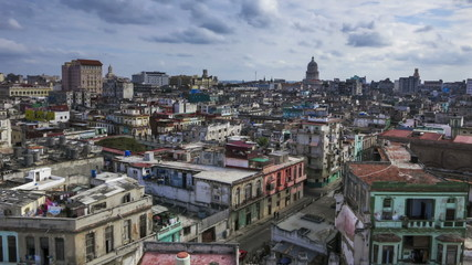 Cuba Havana time lapse
