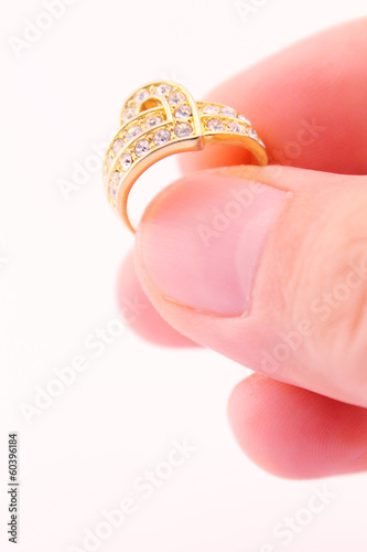 Ring Marriage Proposal