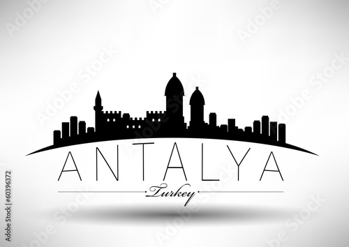 Modern Antalya Skyline Design