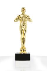 trofeo dorato