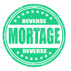 Reverse mortgage stamp