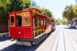 San francisco Hyde Street Cable Car California - 60399163