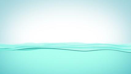 Water fills the screen. Beautiful Water surface. HD 1080.