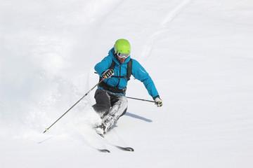 Offpiste am Arlberg