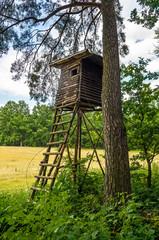 Hunter hut