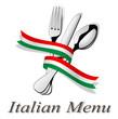 Italian menu - 60402740