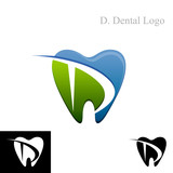 D. Dental Logo