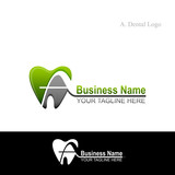 A. Dental Logo
