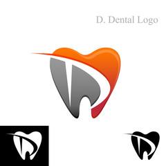 D. Dental Logo