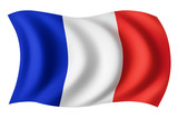 France flag - French flag
