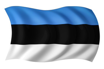 Estonia flag - Estonian flag